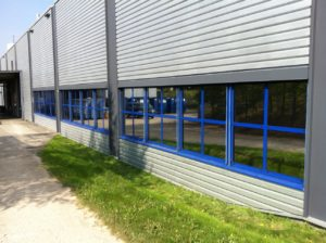 Blendschutz - Halle