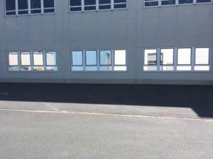 Hitzeschutz - Büroräume