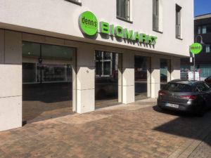 Hitzeschutz Biomarkt